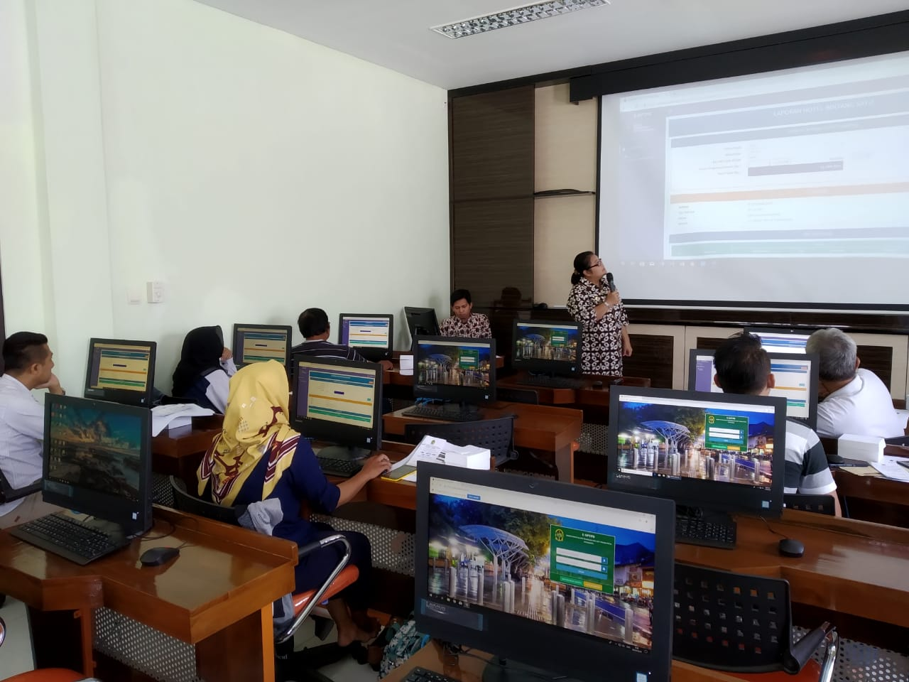 BPKAD Kota Yogyakarta Gelar Sosialisasi e-SPTPD