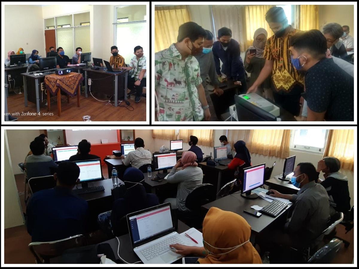 Pelatihan Software Sistem Online Pajak Daerah_28 Nov 2020