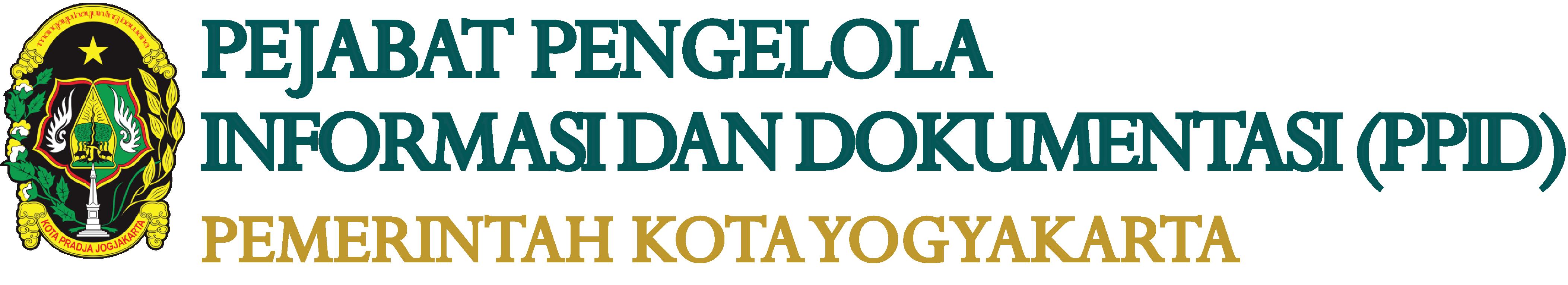 Pejabat Pengelola Informasi dan Dokumen Pemerintah Kota Yogyakarta